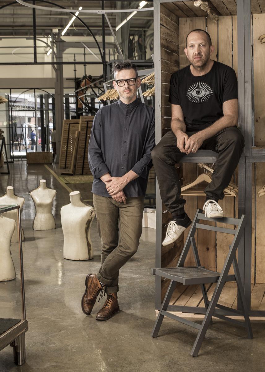 Jacques van der Watt & Bradley Kirshenbaum - 2015