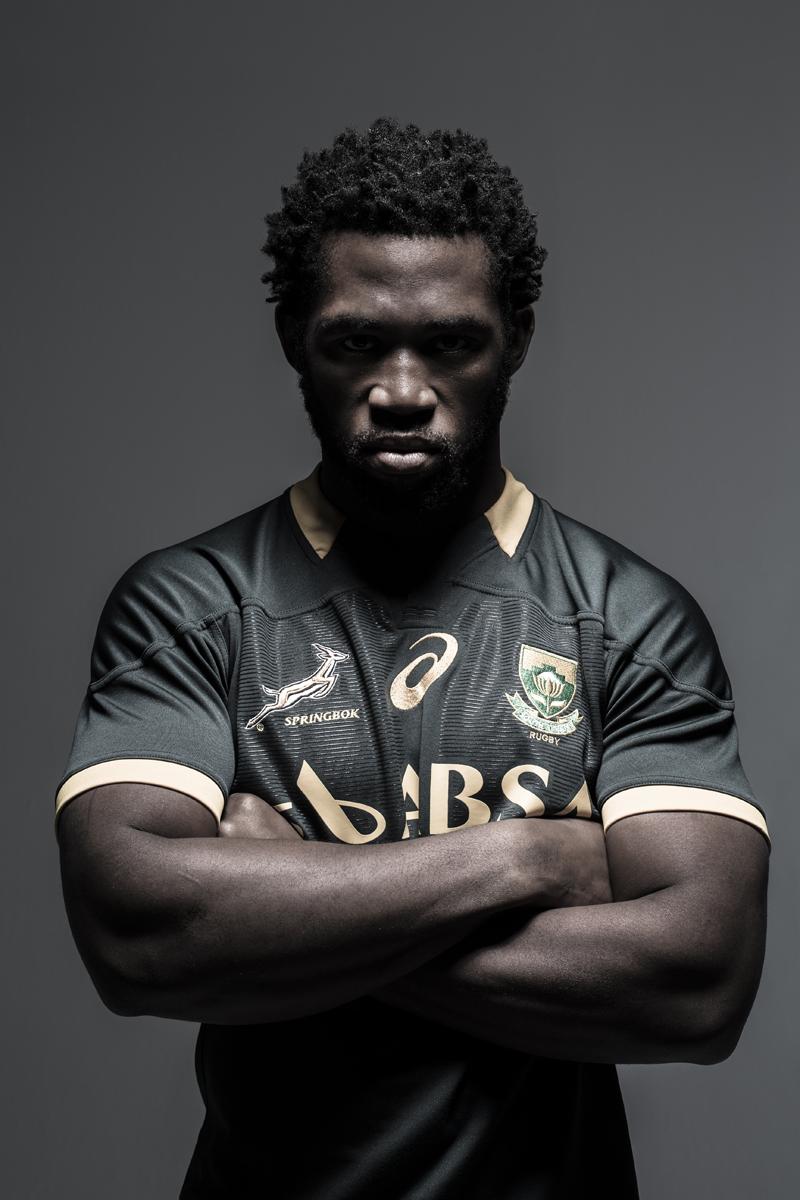 Siya Kolisi - 2015