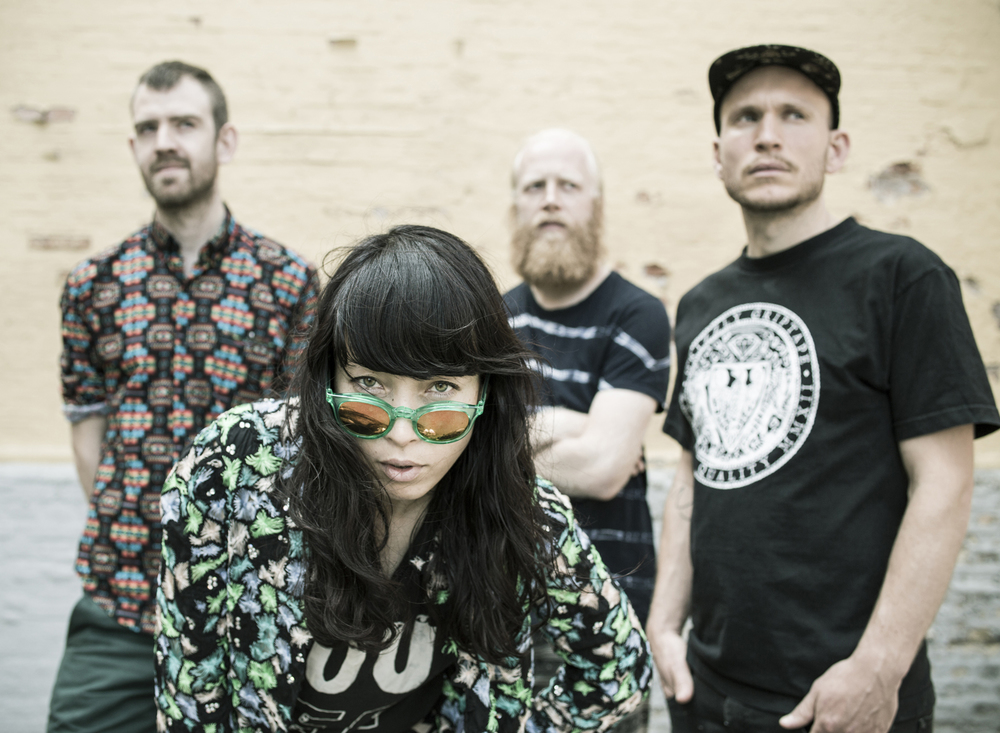 Little Dragon - 2013
