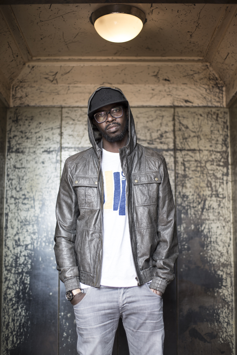 DJ Black Coffee - 2014