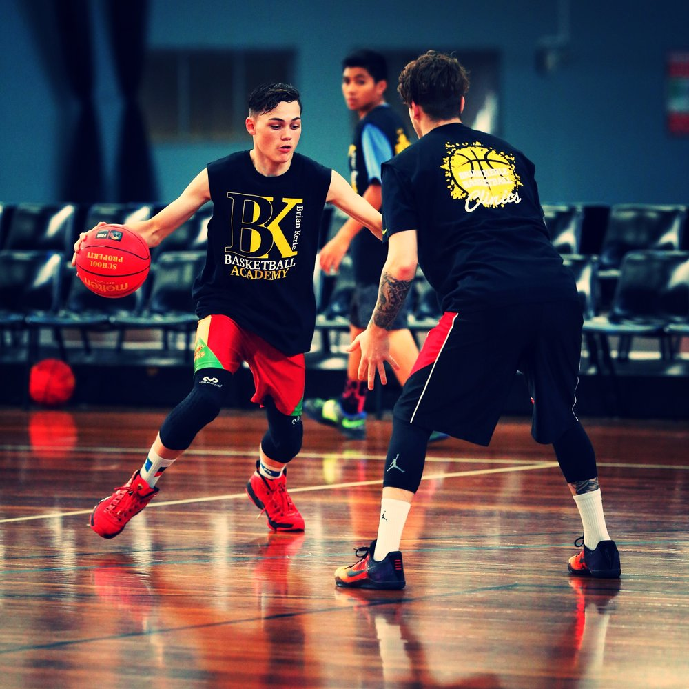 Brisbane Basketball Training and Coaching