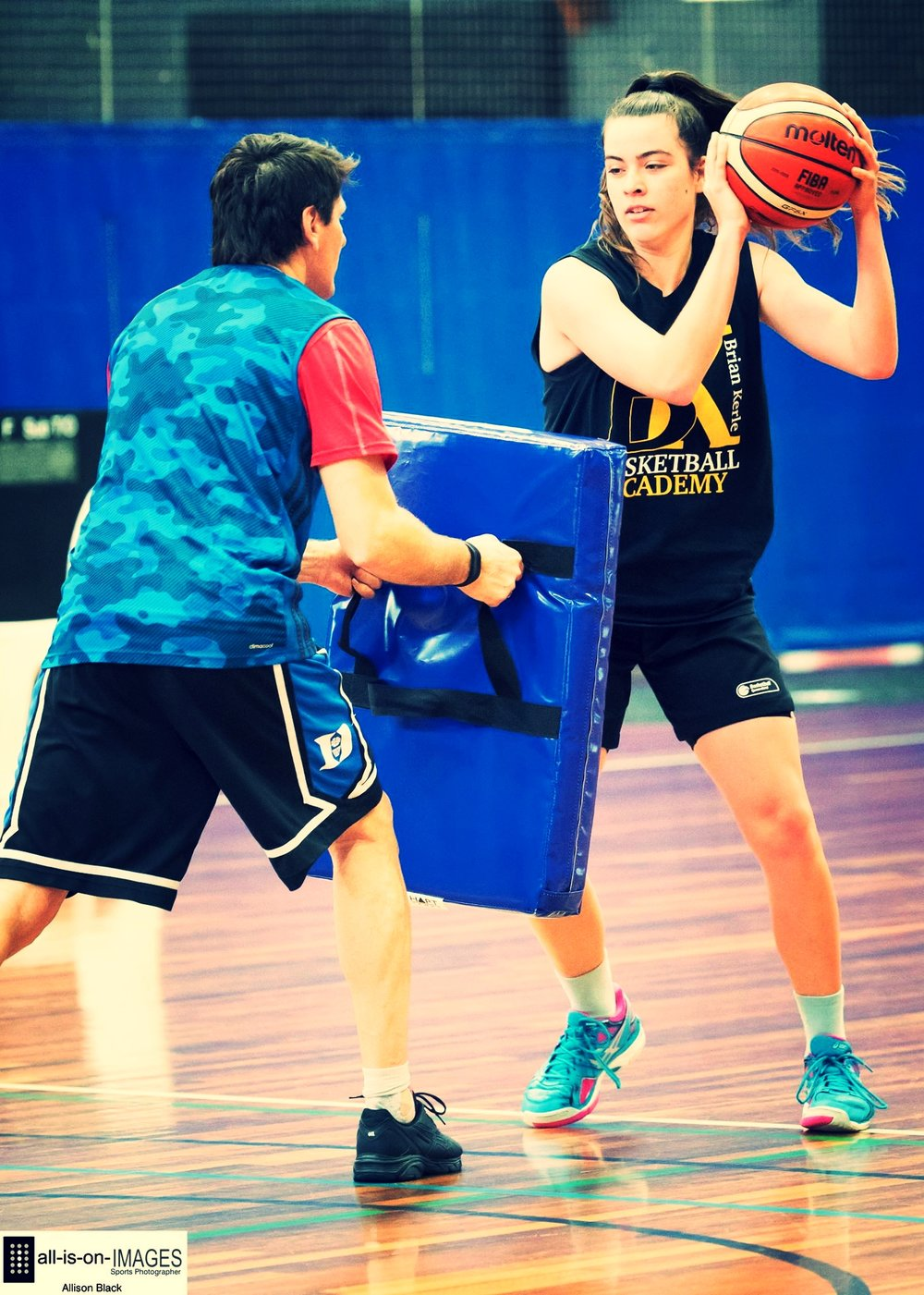 Brisbane Basketball Training