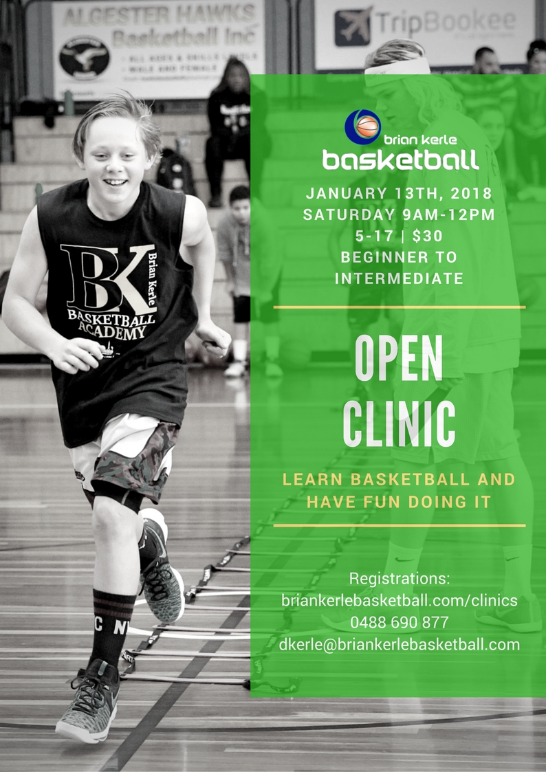 Basketball Camps Clinics Brisbane