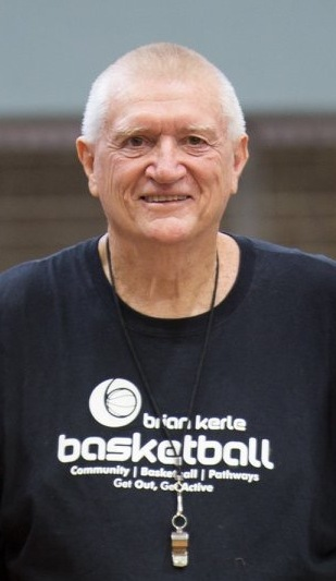 Brian Kerle Junior Basketball Training Brisbane