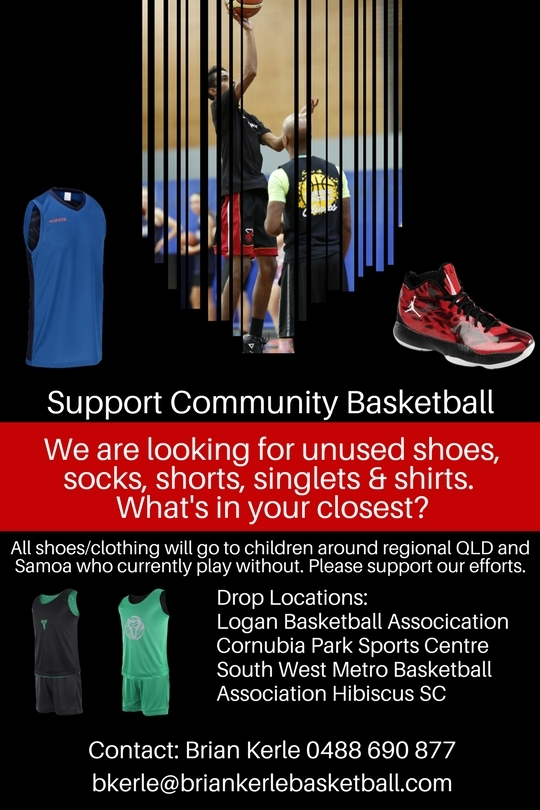 Support Community Junior Basketball
