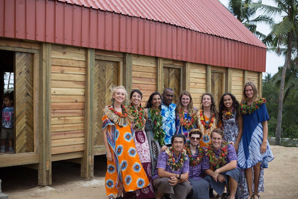 The Naweni Kindergarten Volunteers