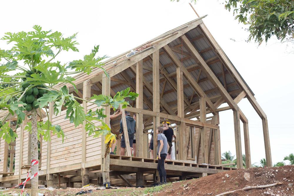 Vivili Community Hall