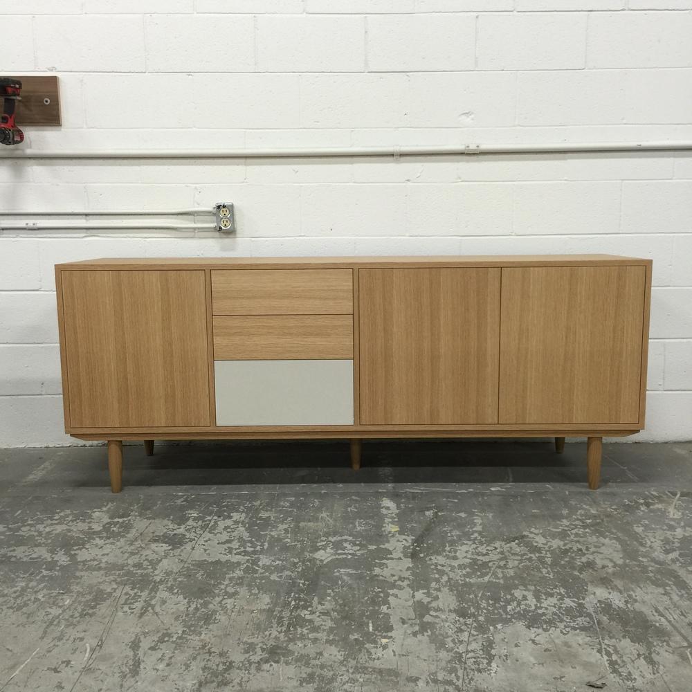 "72"" Modern Sideboard"