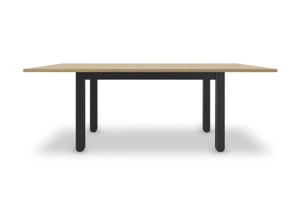 Dining Table 001 in ash