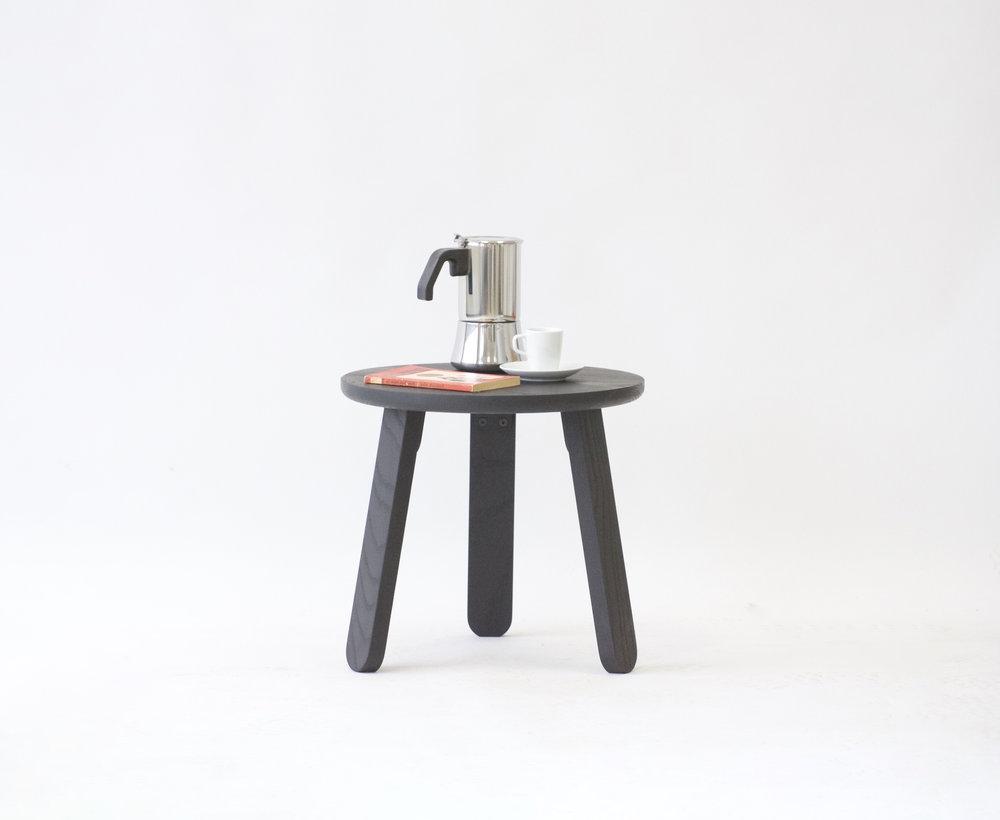 Modern Black Side Table