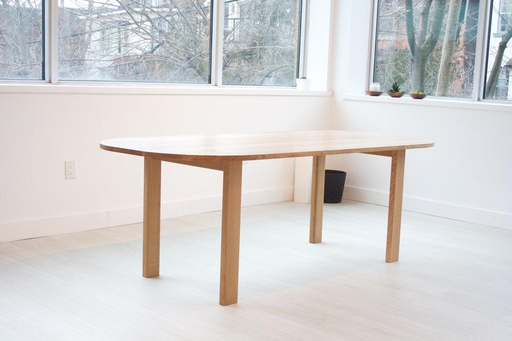 Oak Table - $595 - 84 x 38 x 29