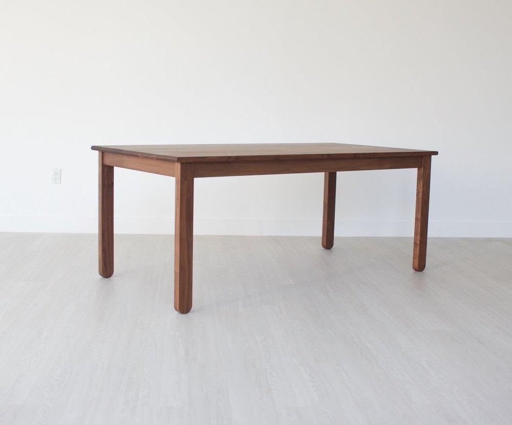 Stir Parsons in Walnut - 72 x 36 x 29 - $995