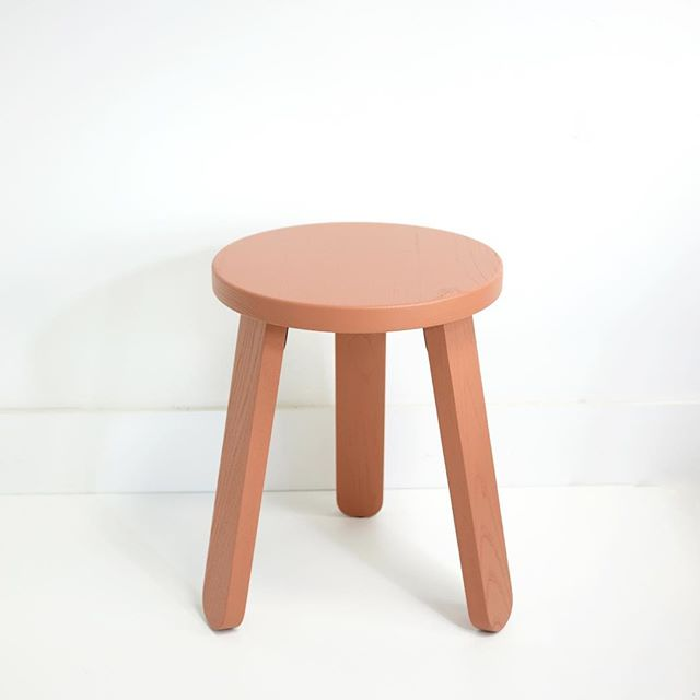 After months of testing we are introducing some new colours to our palette. Salmon is one of the two new friendly colours being launched this month. #color #colorpalette #mood #dontenjoynamingcolors #kroft #stirstool