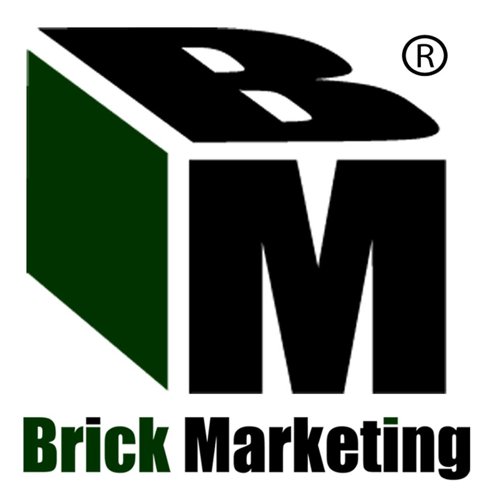 Brick Marketing Logo