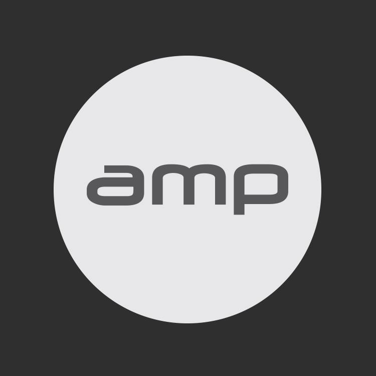 Amp digital agency logo