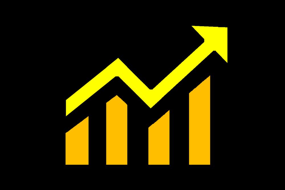 Arrow increase for SEO