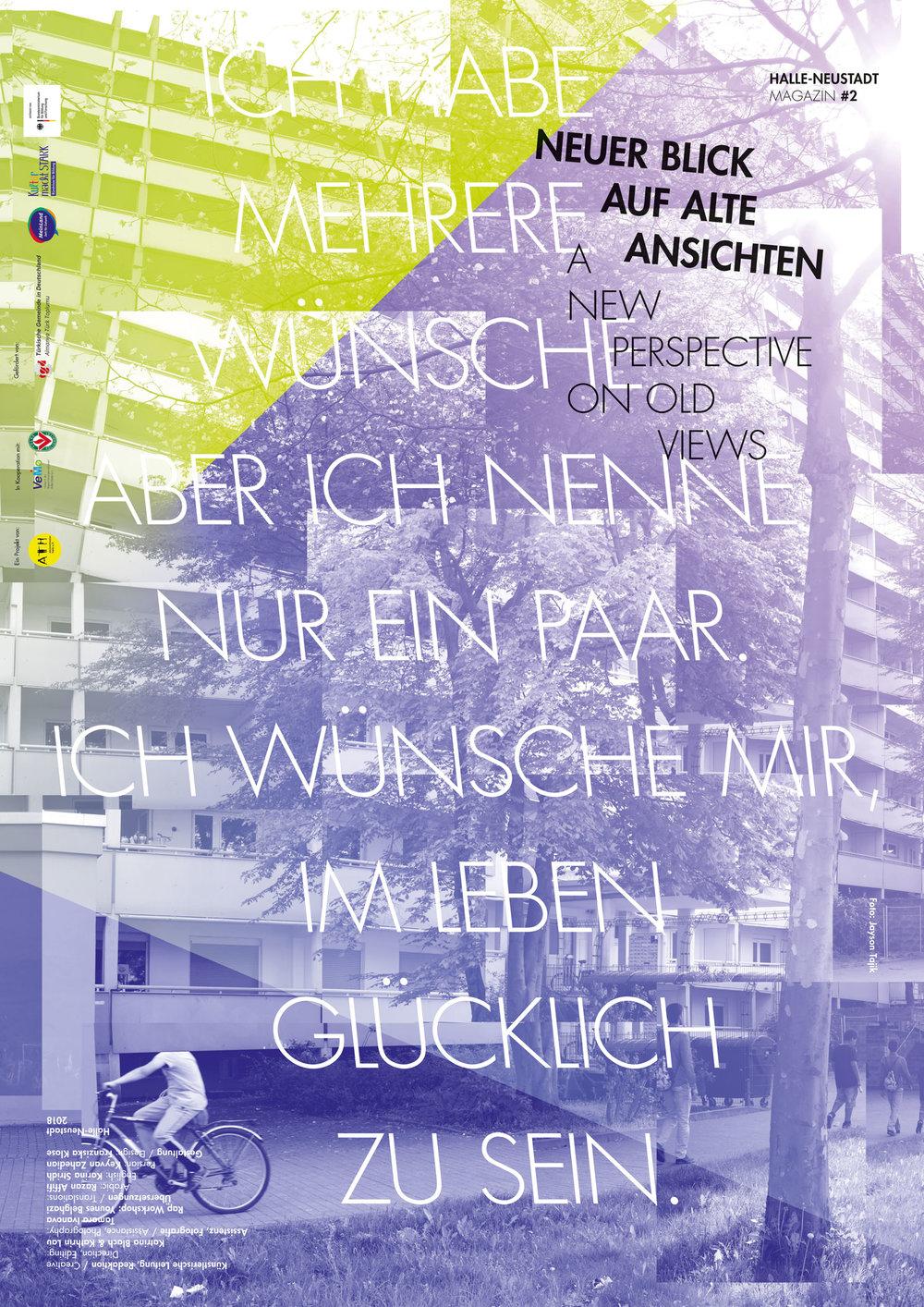 Gestaltung & Layout: Franziska Klose