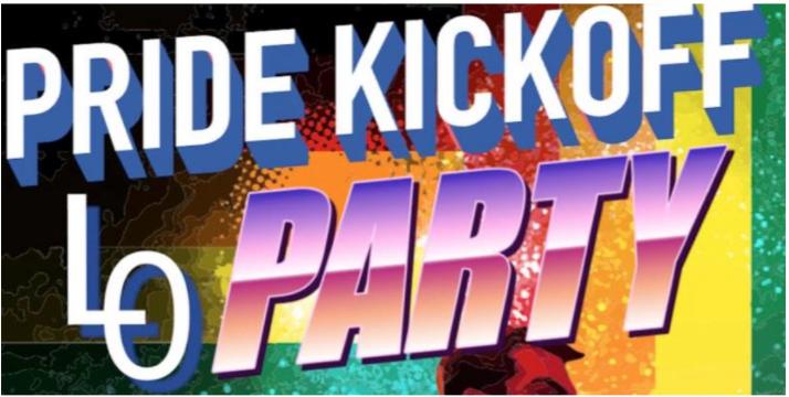 Pride Kickoff Party - 10:00 PM - 2:00 AM