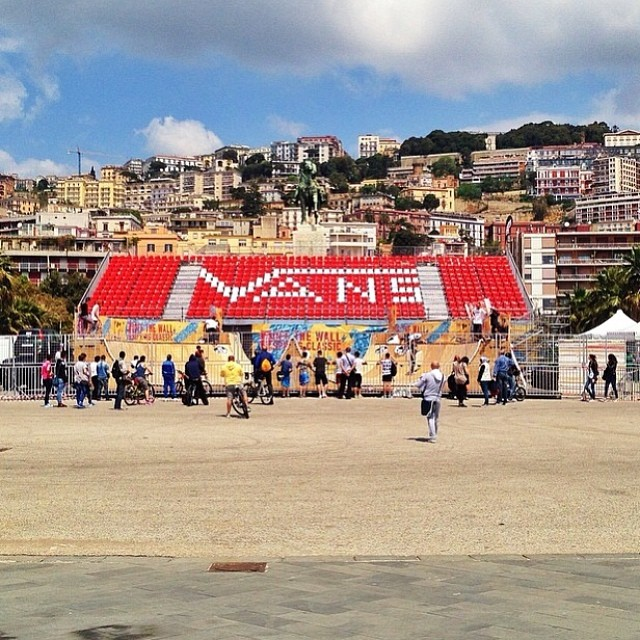 We're live from Naples, Italy at the #vansspringclassic 2014! Tune in from 6 CET/5GMT to watch the action live