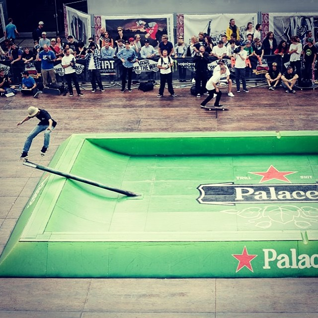#flashback to Vans Downtown Showdown Amsterdam in 2012 💪 🍻