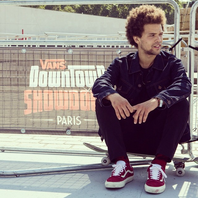 #flashback @nassimguammaz at Vans Downtown Showdown Paris last year 🌴