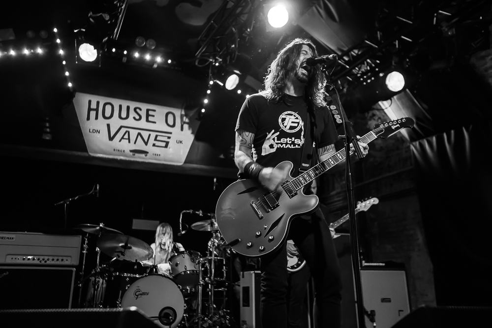 Foo Fighters on House Of Vans Music Stage