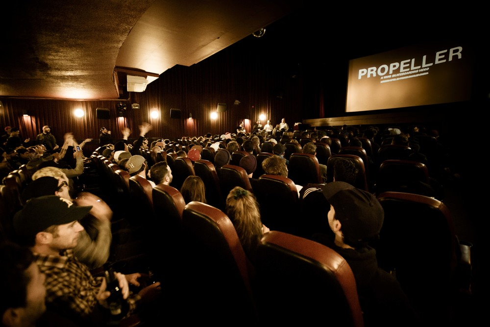 Propeller Screening