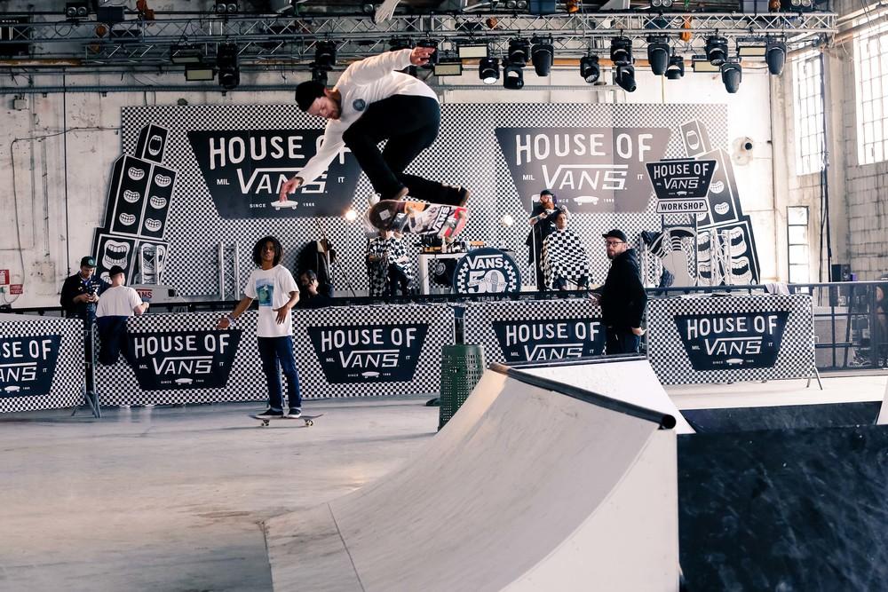 Vans Europe Skate Team