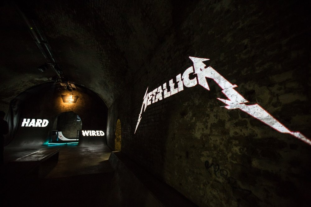 Visuals from Metallica's 11th studio album - Hardwired...To Self Destruct