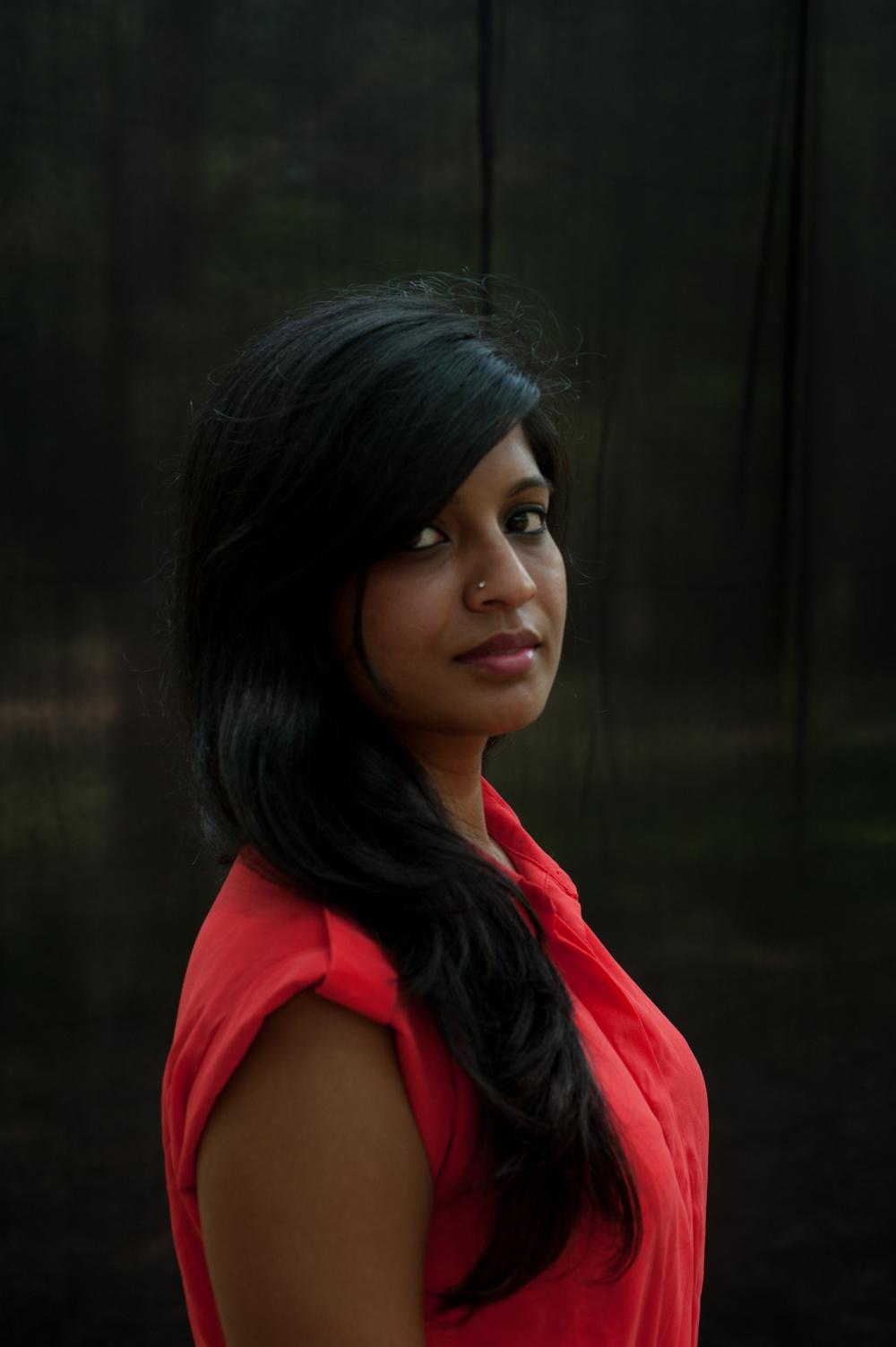 Sangeetha Thomas, 28, VP Goldman Sachs