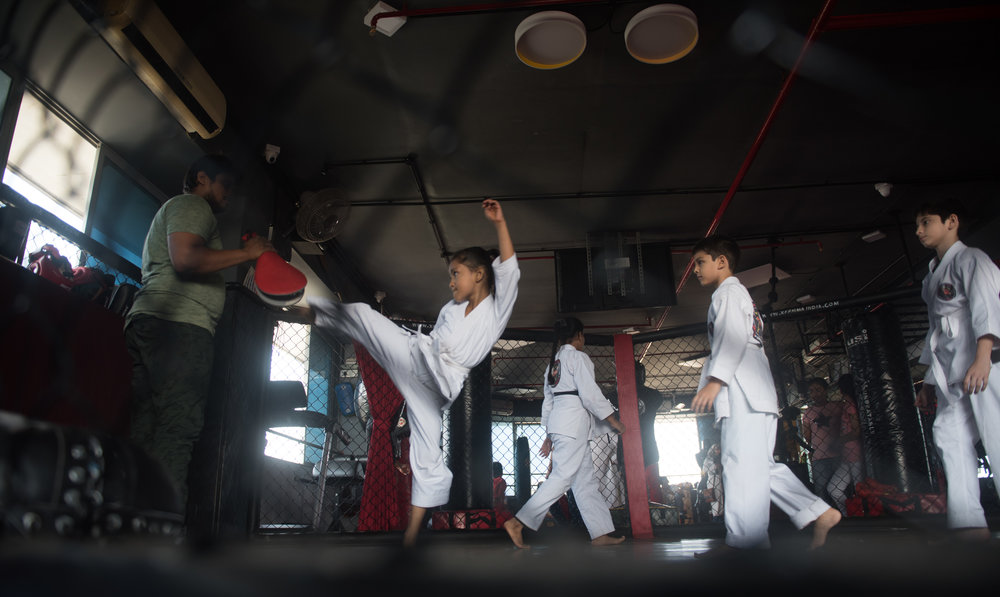 Xtreme Fight Federation, SV Road