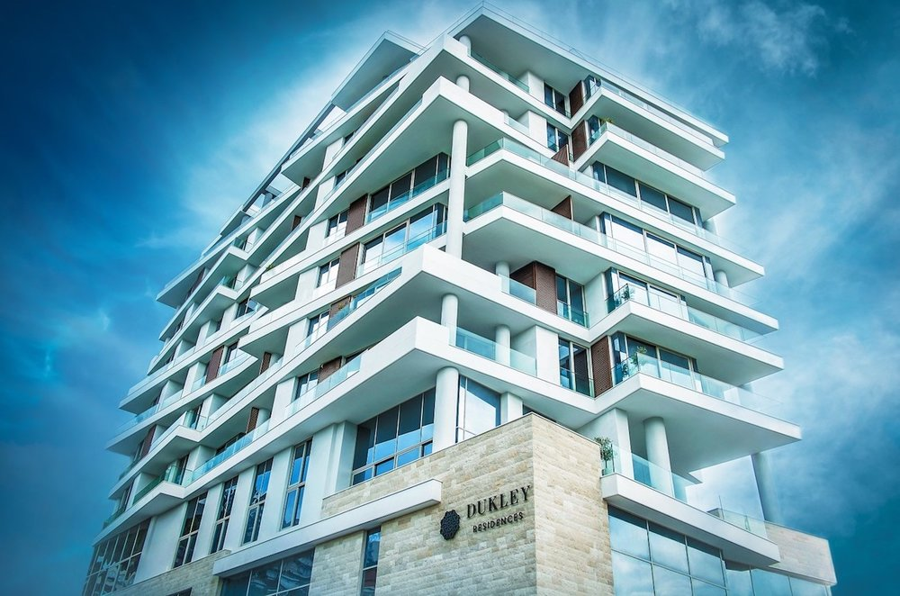 DUKLEY RESIDENCES CLOSED INVESTMENT Asset Class: Office, Apartments, Retail, Hospitality Projected IRR:  26% Hold Period:  3 Years Total Equity:  35 000 000 €