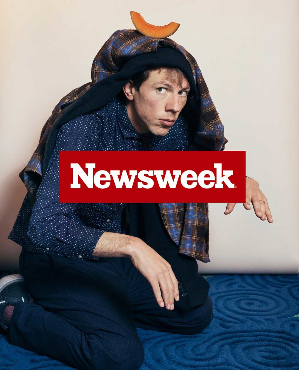 Matteo Cibic Newsweek International