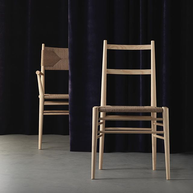 Alpha Chair - a new timeless collection for L'Abbate