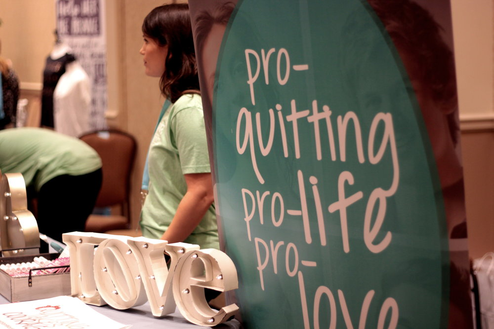 Pro-Life Womens Conference.JPG