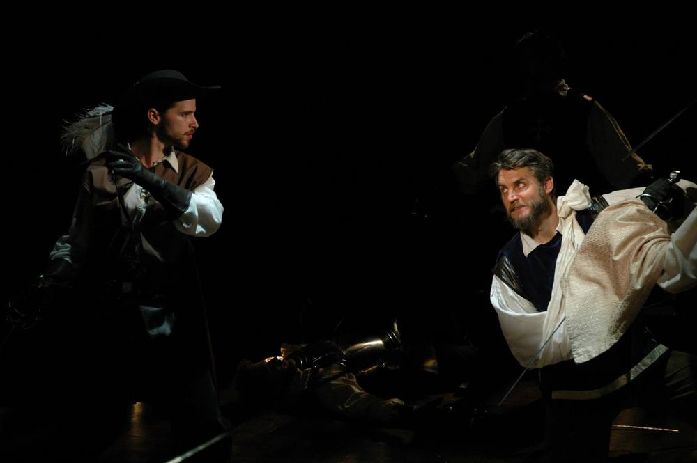 Three Musketeers - Quintessence Theatre Group