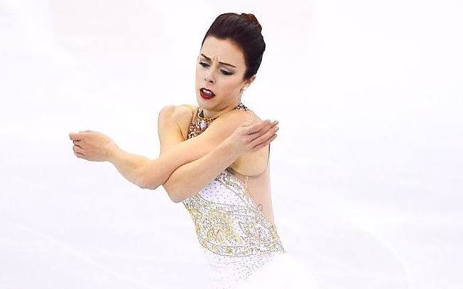 Ashley Wagner seeks a fourth U.S. figure skating title this week.  (ISU photo)