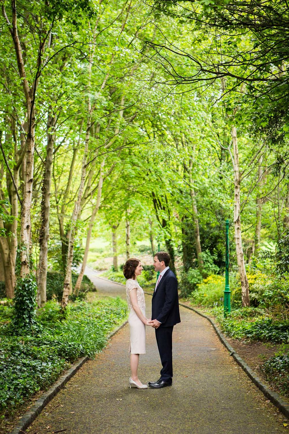 Intimate civil ceremony Dublin Merrion Square  15.jpg