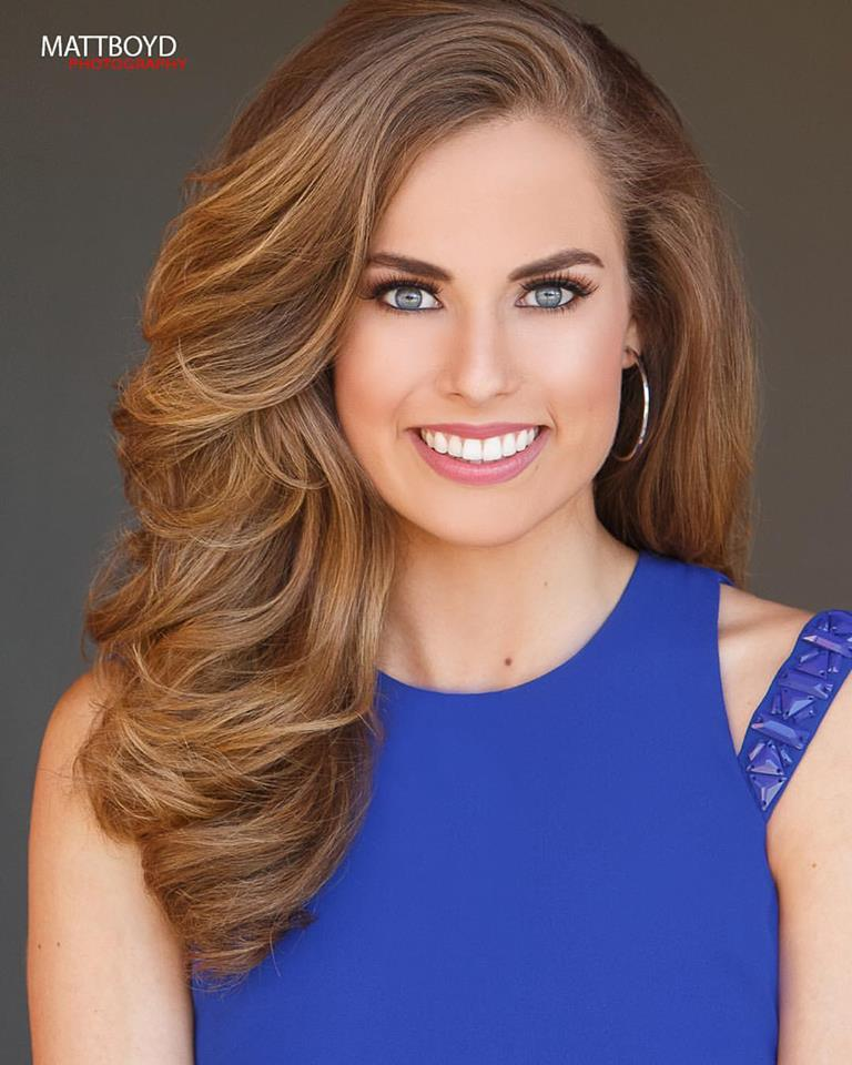 Miss Pennsylvania Samantha Lambert - Miss America's Official Head Shot Talent -  Acrabatic Dance Platform -  Heads Up: Brain Injury Awareness
