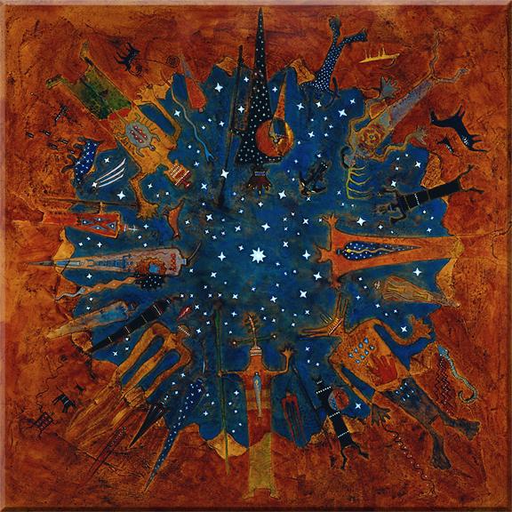Art Credit: Bernie Granados Jr., Celestial Gathering