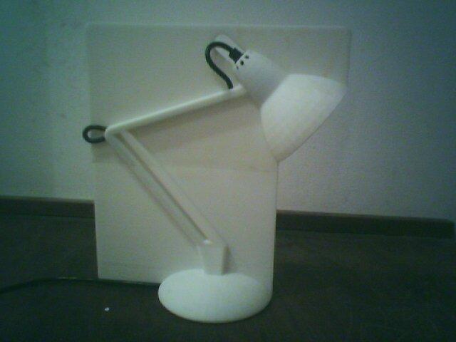 1st 3D Print