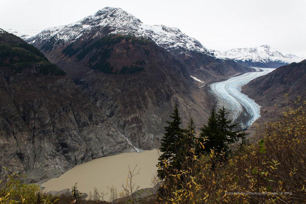 Salmon Glacier BC, Canada)