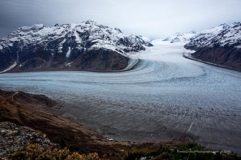 Samon Glacier (BC, Canada)