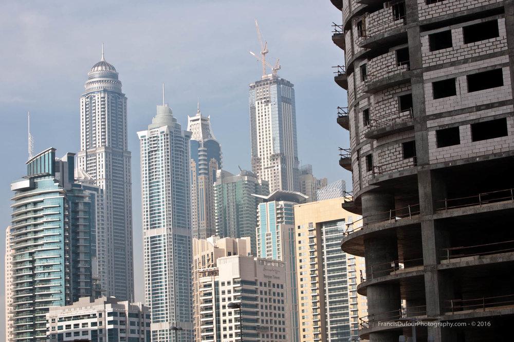 Marina Walk Towers (Dubai, UAE)