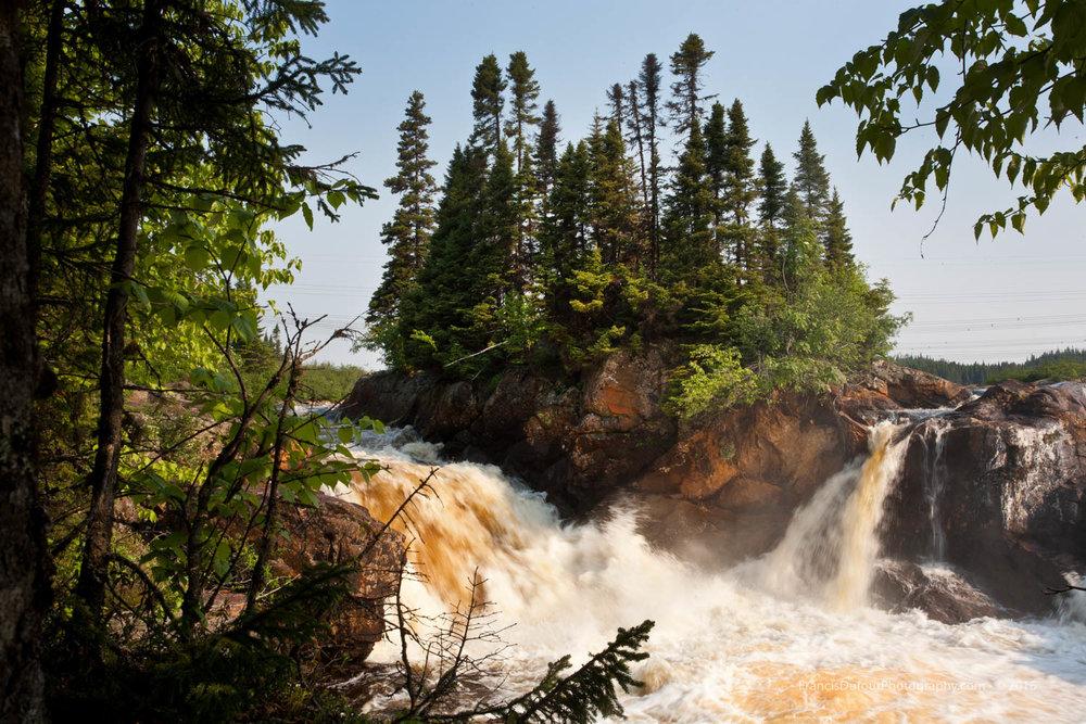 Port-Cartier - Rivière-aux-rochers