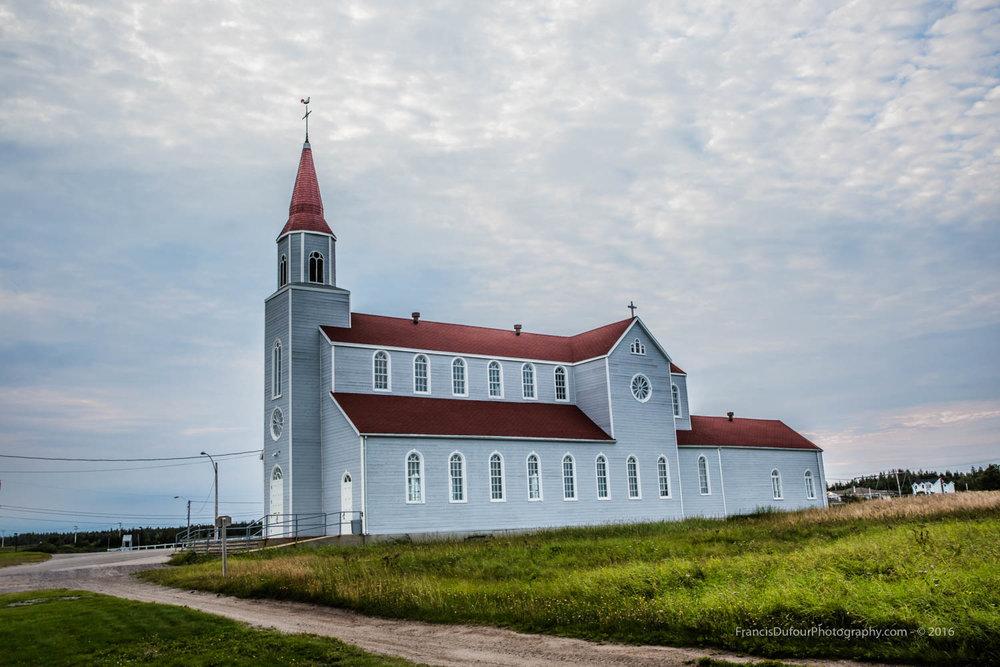 Église de Rivière-au-Tonnerre