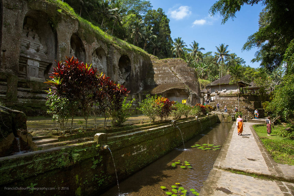 Pura Gunung Kawi Temple - Valley of the Kings (Bali, Indonesia)