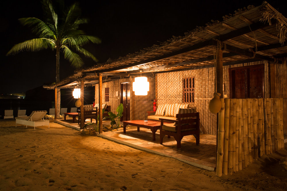 Littles huts of Muscat Hills Resort (Muscat)