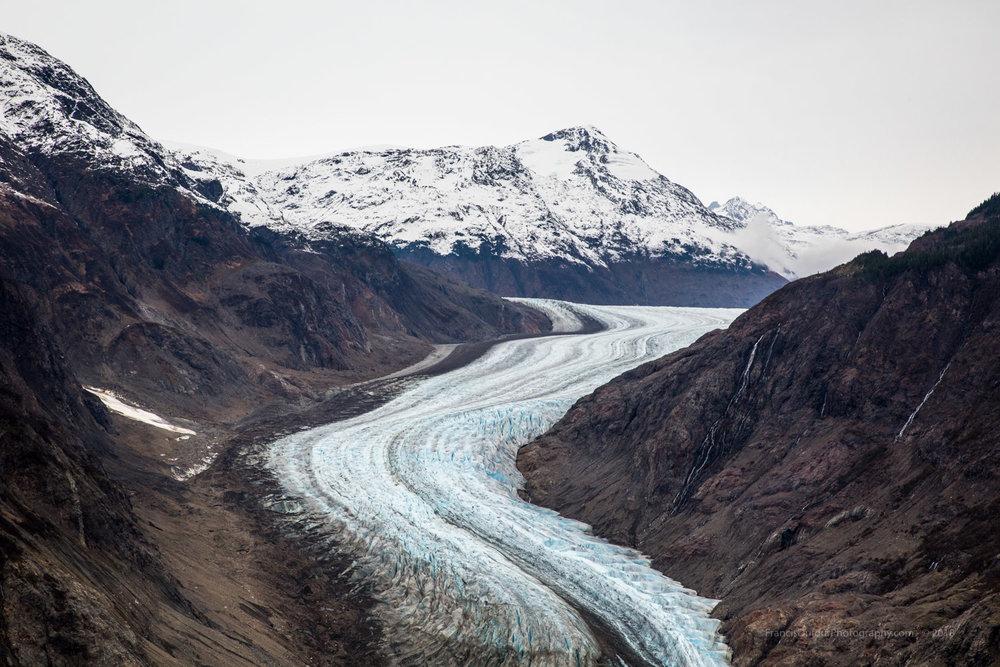 Salmon Glacier (BC, Canada)