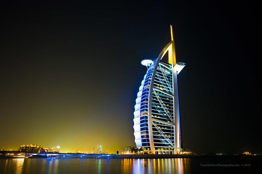 Burj Al Arab (Dubai, UAE)